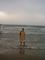 já a rozbouřené moře