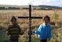 eva veronika u kříže