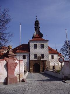 FOTKA - Kostelec nad Černými Lesy - zámek