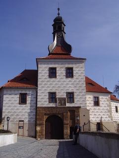 FOTKA - Kostelec nad Černými Lesy -  zámek 1.