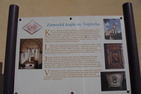 FOTKA - Kostelec nad Černými Lesy - informační tabule