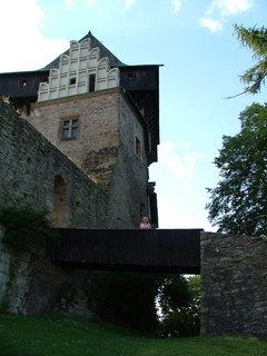 FOTKA - Vstup do hradu