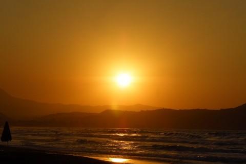 FOTKA - zapad slunce