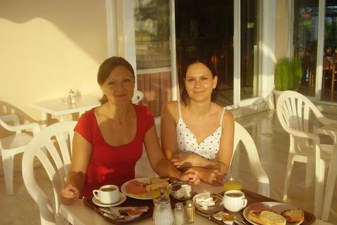 FOTKA - při snídani