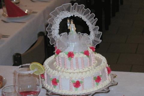 FOTKA - dort pro novomanželé
