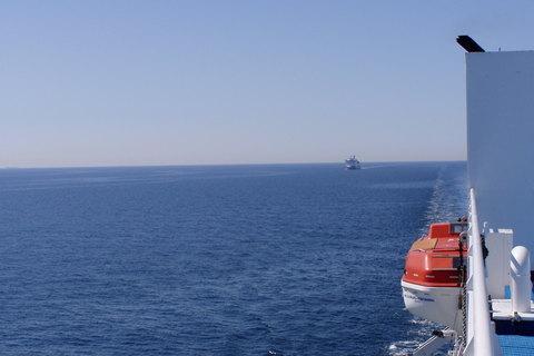 FOTKA - Trajekty na moři