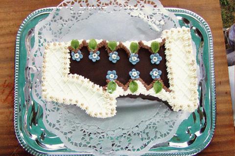 FOTKA - dort jednička, k 1 ročku