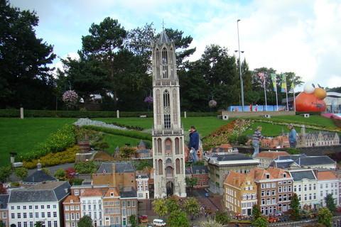 FOTKA - Chrámová věž Utrecht