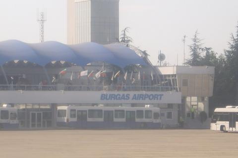 FOTKA - Letiště v Bulharsku