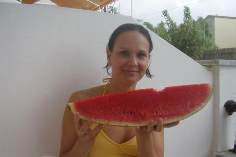 FOTKA - já a meloun