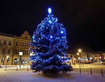 FOTKA - Letošní strom je hezký
