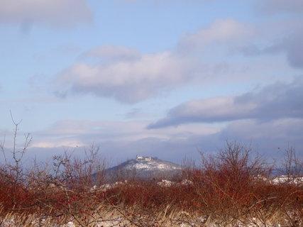 FOTKA - lednové procházky-pohled na Doubravku