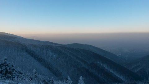 FOTKA - Sedlo v Moravskoslezských Beskydech