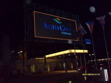 FOTKA - Aqua v noci