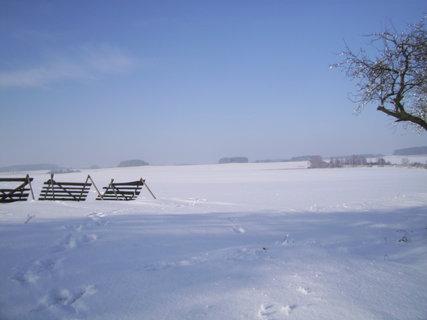 FOTKA - Sníh, kam dohlédneš