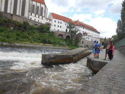 FOTKA - Český Krumlov - Vltava