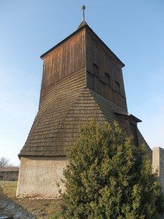 FOTKA - Zvonice Přelíc, Slánsko