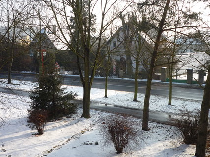 FOTKA - letošní sněhová nadílka v Posázaví 4.2.