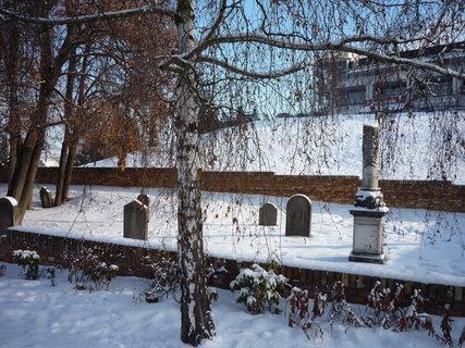 FOTKA - starý židovský hřbitov