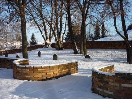 FOTKA - vchod na židovský hřbitov