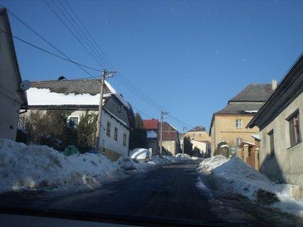 FOTKA - Sněhová ulice