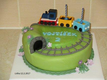 FOTKA - zelený dortík+.+