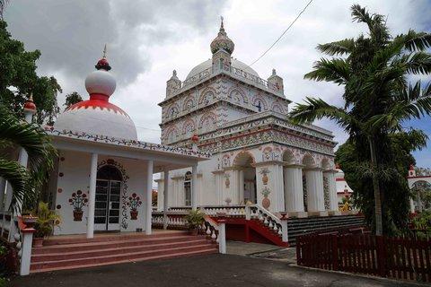 FOTKA - Hinduistický chrám