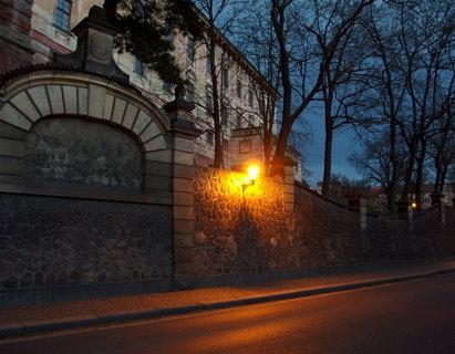FOTKA - Světlo pod zámkem