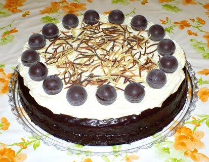 FOTKA - Čokoládový dortík