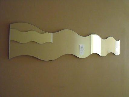 FOTKA - Zrcadlo v chodbě hotelu