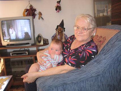 FOTKA - moje milovaná maminka