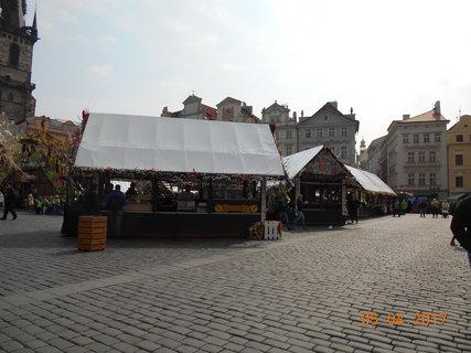 FOTKA - Stánky na velikonočním trhu