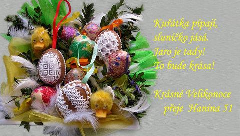 FOTKA - všem  krásné velikonoční svátky