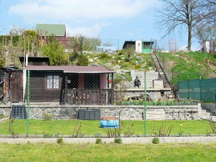 FOTKA - pěkně upravená chatka u Sázavy