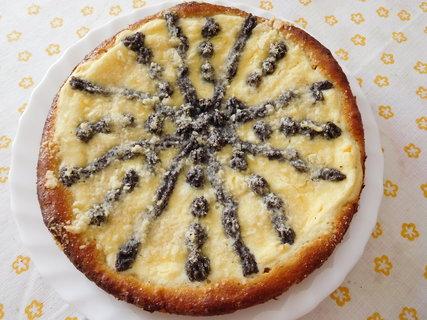 FOTKA - Tvarohovo-makový velikonoční koláč