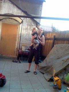 FOTKA - synoveček s tatínkem