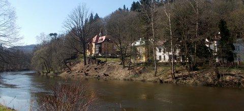 FOTKA - Vily za řekou