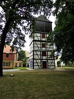 FOTKA - Swidnica- zvonice kostela Míru