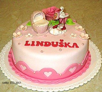FOTKA - LINDUŠKA..