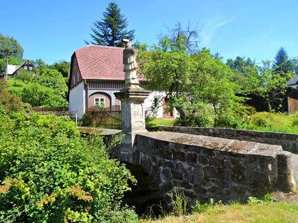 FOTKA - starý kamenný most přes Rokytku