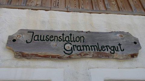 FOTKA - Procházka na Grammlergut -  Cíl naší dnešní procházky