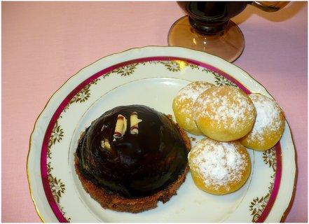 FOTKA - Čokopěna a koláčky