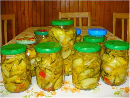 FOTKA - Cuketa v kari - čalamáda podle receptu ija1
