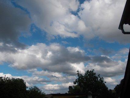FOTKA - nepěkné mraky