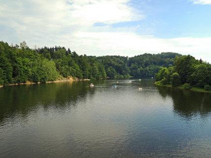 FOTKA - přehrada Pastviny