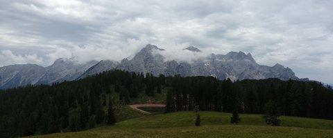 FOTKA - Loferer Almenwelt - Okolní hory