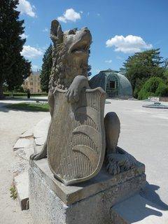 FOTKA - zámecký park  v Lednici