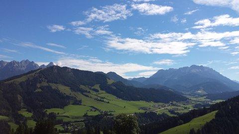 FOTKA - Výšlap k Wildseelodersee - Kříž na Buchensteinwand