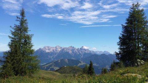 FOTKA - Výšlap k Wildseelodersee - Odpočíváme a kocháme se