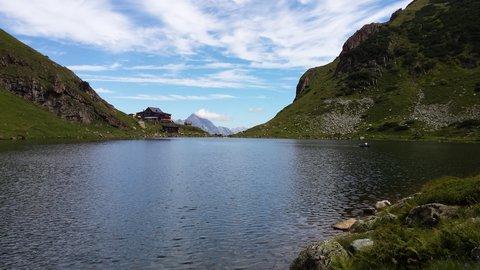FOTKA - Výšlap k Wildseelodersee - Wildseelodersee